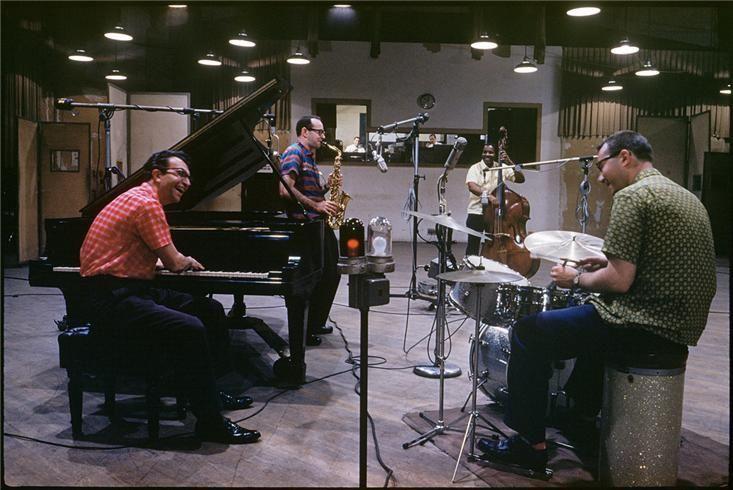 brubeck in the studio733